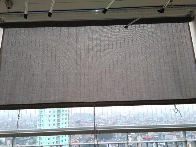 lưới che nắng ban công