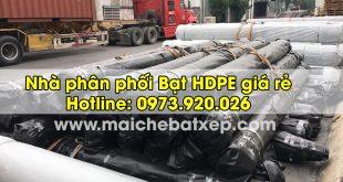 nhà phân phối bạt HDPE giá rẻ